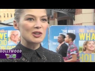 Rosamund Pike Covers Vanity Fair, Shot Gone Girl Sex Scene With Neil Patrick Harris How Many Times?