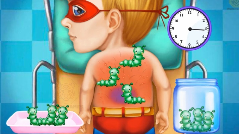 Sweet Baby Girl Superhero Hospital Care Game – Superhero Care Princess Makeover Games For Girls