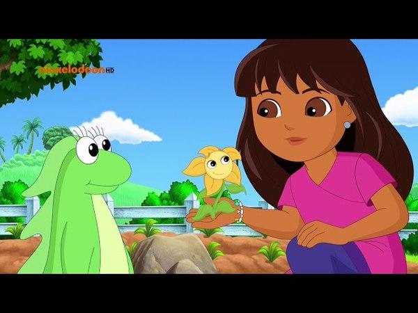 Даша путешественница 02/02 Вернуться в Тропический лес