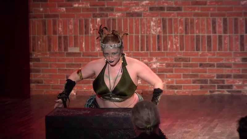 17 Rockubus - Bad Influence Burlesque - Under the Big Top 2/27/2018