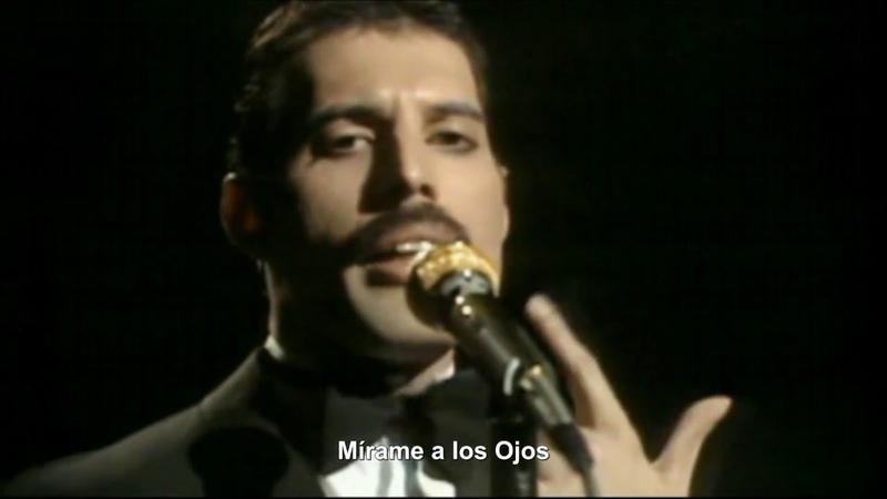 Queen - Las Palabras De Amor (The Words Of Love) (Subtitulado)
