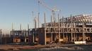 Роман Старовойт посетил строительную площадку крупнейшего объекта Мираторга