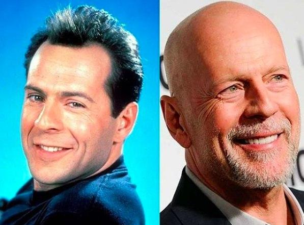 Как С Годами Изменились Известные Голливудские Актёры.