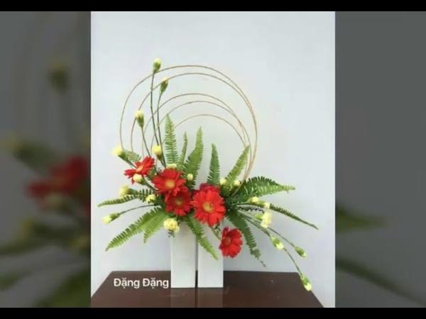 Nghệ Thuật Cắm Hoa Siêu Đẹp 2