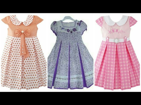 30 New Cotton Kids Frocks Designs Ideas Easy Stich At Home
