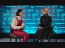 Live-MBFW - Интервью с Ксенией Безугловой