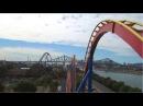 Goliath Front Seat on-ride HD POV La Ronde