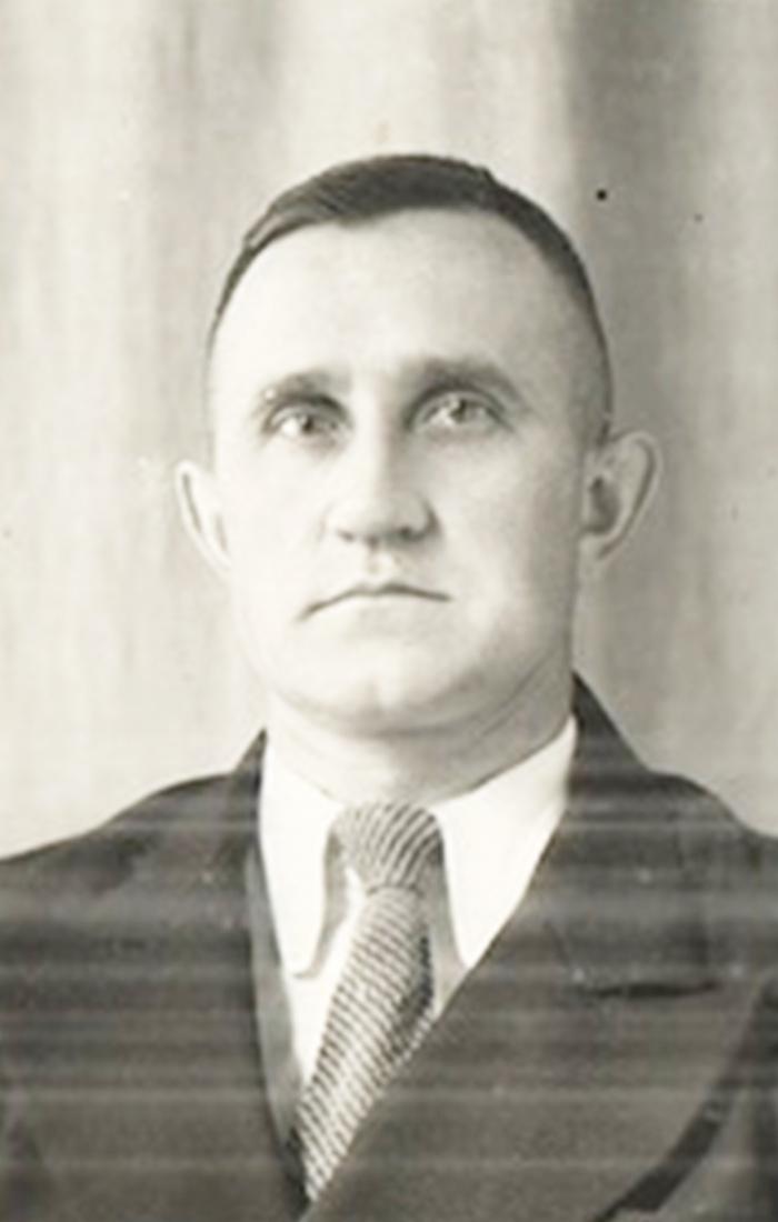 Николай Бахаровский