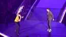 SHAPE OF YOU The Vamps ft Conor Maynard Drum Solo O2 Arena 28 04 2018