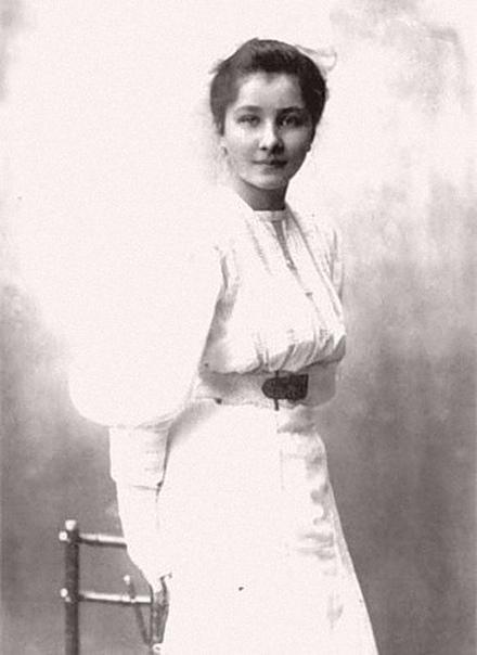 Анна Темирёва (1893-1975