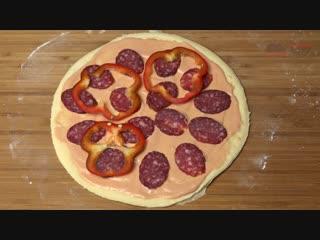 ТОП 5 блюд из теста на кефире TOP 5 meals of dough on kefir