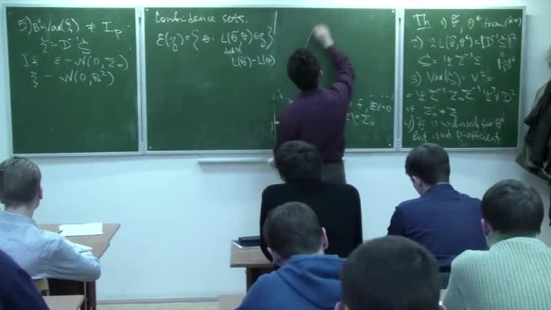 Современная параметрическая статистика 3