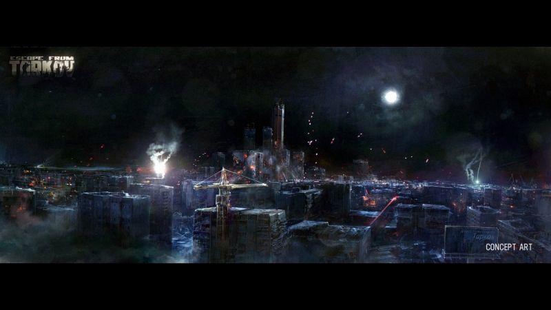 Escape From Tarkov Клины оружия 0.10