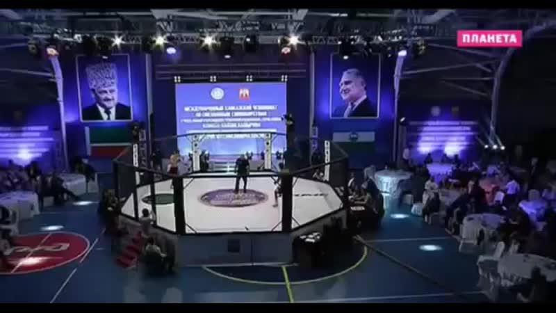 Marcelo Costа vs Виктор Кичигин