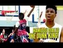 Hamidou Diallo is The Dunk KING!! Kentucky's Next ELITE Guard CRAZY Official Mixtape!