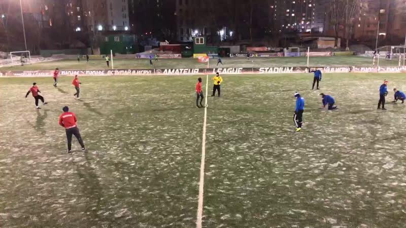 Лига Будней | Бавария - Чикаго
