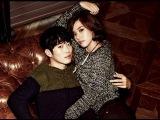 Kim Jae Won 김재원 & Jo Yoon Hee HIGH CUT Vol.113 Photo Shoot