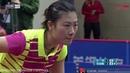 Ding Ning vs Liu Shiwen China Super League 2018 2019