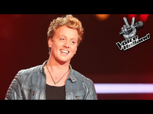 Remko Harms - All By Myself (The Blind Auditions | The voice of Holland 2014)