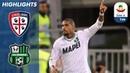 Cagliari 2-2 Sassuolo   Rigore in extremis concesso dal VAR vale il pareggio del Sassuolo   Serie A