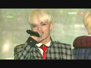 131114 Melon Awards- SHINee win the prize