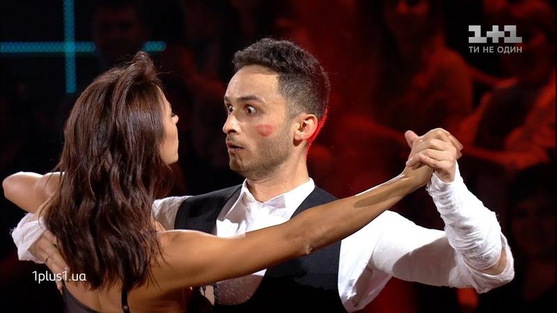 Ігор Ласточкін та Ілона Гвоздьова – Танго – Танці з зірками. 5 сезон