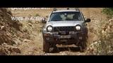 Jeep Cherokee KJ Liberty Offroad Test HD