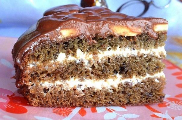 быстрый и вкусный крем для тортов