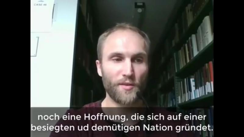 Deutschland muß sterben! Cambridge University Library - Teil 1