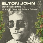 Elton John альбом Step Into Christmas