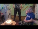 С днём рождения сынок с 10-летием!Видео поздравления от семьи дневник приёмной мамы/игровая комната