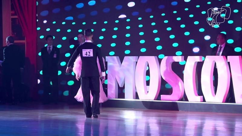 2018 PD World Championship STD | Final | Moscow, RUS | DanceSport Total