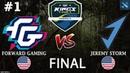 РЕЗОЛЬ в ФИНАЛЕ! FWD vs J.Storm 1 BO5 GRAND FINAL King's Cup 2