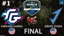 РЕЗОЛЬ в ФИНАЛЕ! | FWD vs 1 (BO5) | GRAND FINAL | King's Cup 2