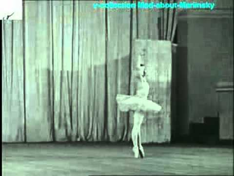 Сизова - Вариация из балета Корсар
