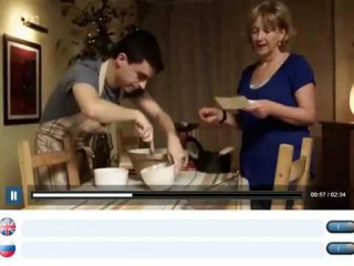 Сериал с английскими субтитрами London Central. Episode 07. The perfect recipe (Уровень Elementary - Pre - Intermediate)