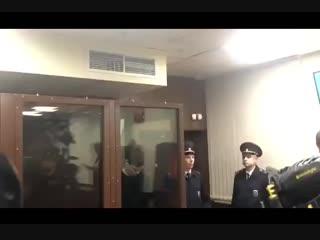 Вынесение наказания кокорину. отправляется в сизо до 8 декабря