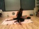 Thai Massage demo with Sebastian Bruno- Tokyo 2012