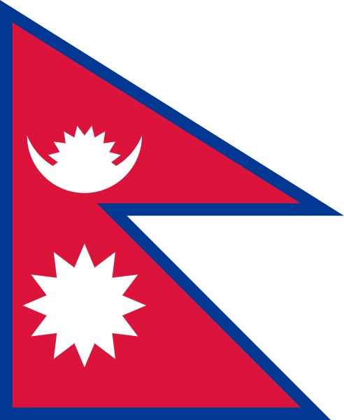 форма флага