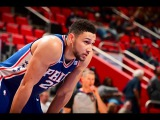Ben Simmons Records First Career Triple Double  21 Points, 12 Rebounds, 10 Assists