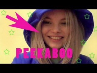 PEEKABOO !!! What`s up?
