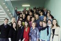 Группа участников 20-го заседания семинара. Тверь, ТГМУ. 23.03.2017