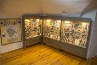 Археологическая экспозиция Ржевского краеведческого музея. Зал 1. Финальный палеолит - ранний мезолит