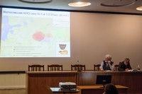 Ведущий заседание А.Н. Бессуднов (Липецкий государственный педагогический университет, Липецк)