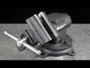 Слесарные тиски PROMA VS-125