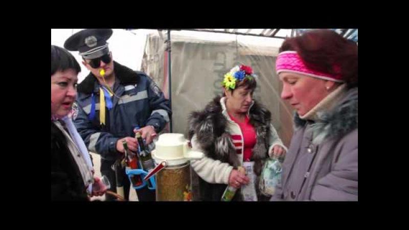 Второй день Молдавско-Украинской Свадьбы
