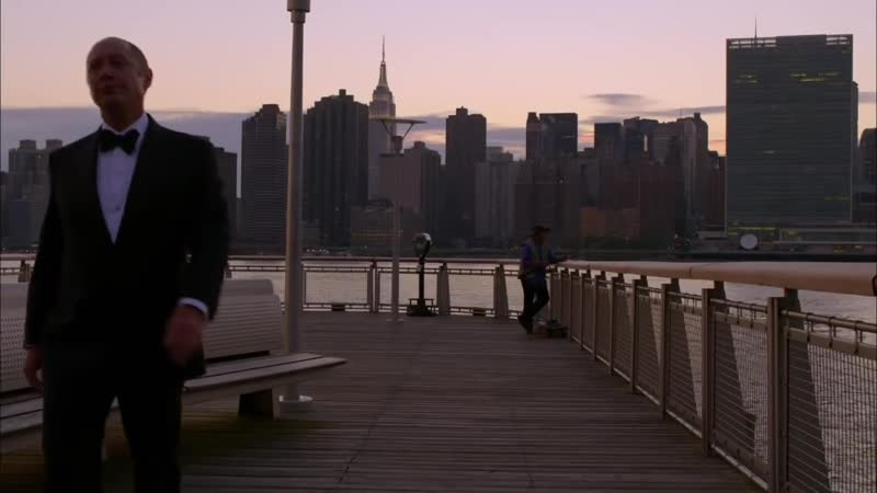 Red and Liz - Crazy In Love (The Blacklist)