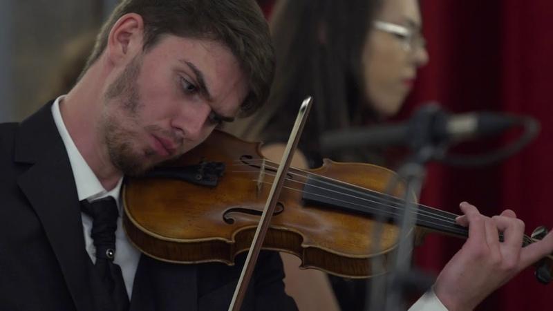 Colluvio CHAMBER MUSIC Academy. Šostakovič Piano Quintet op. 57