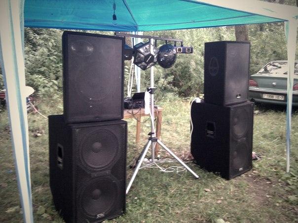 Усилитель Park Audio 2804
