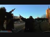 «Человек-ледокол», стрельба на дороге и кипяток с потолка. Отдел происшествий 01.12.2018 Невские новости
